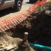 Assessing Sewer Line Leads to Greasy Discovery
