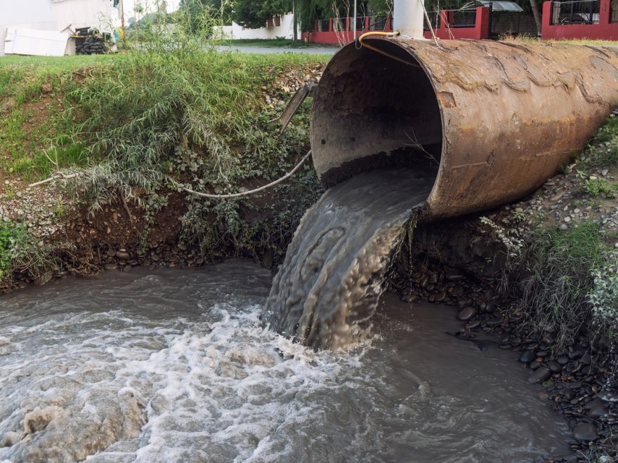 Is this the end for raw sewage